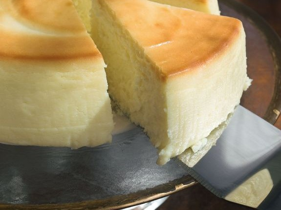 Cheesecake japonez din 3 ingrediente