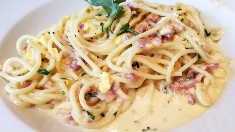 Paste Carbonara - reteta originala