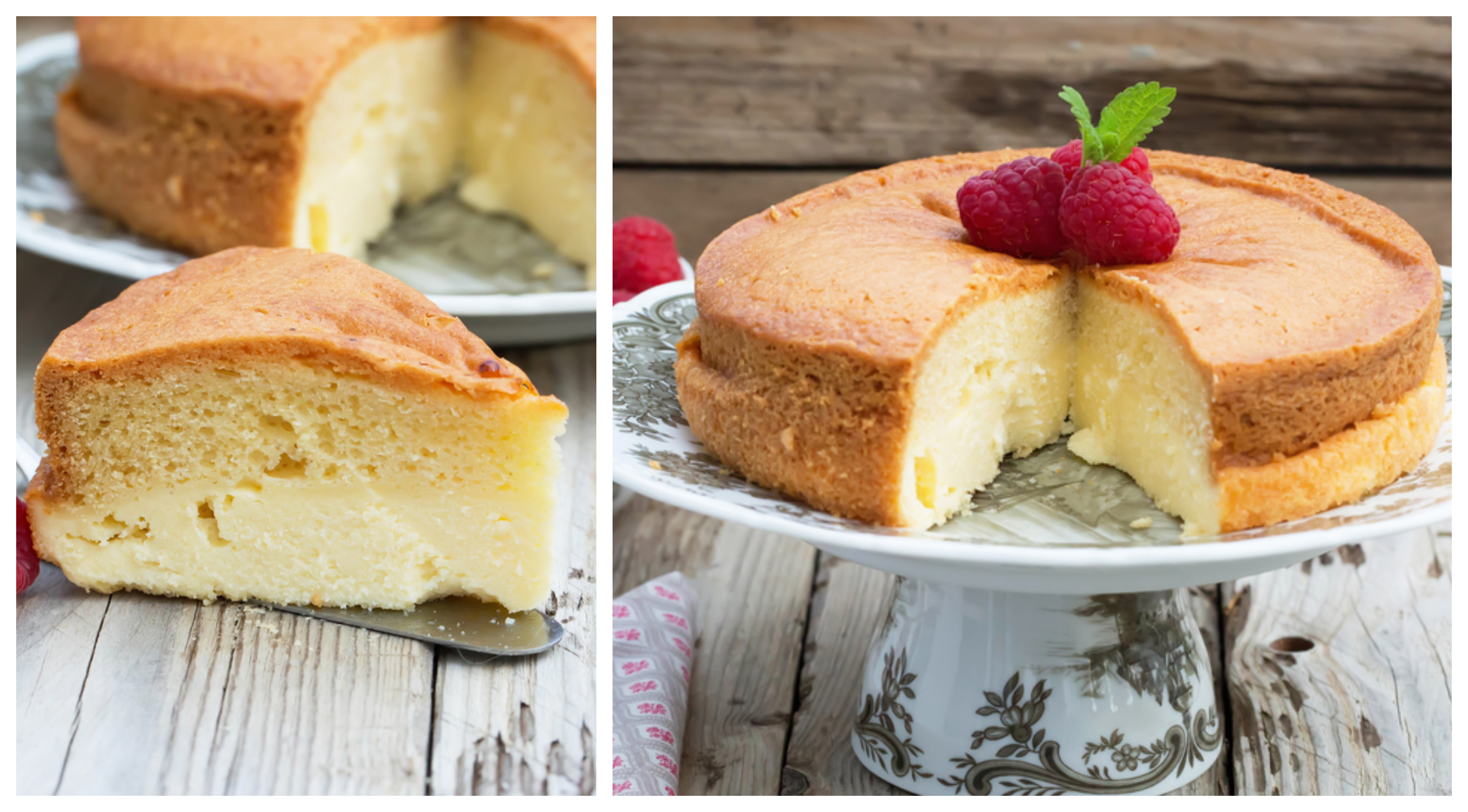 Cheesecake magic
